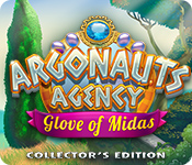 Argonauts Agency: Glove of Midas Collector's Edition